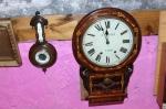 Inlaid 8 Day Clock (Leufer Tuam)